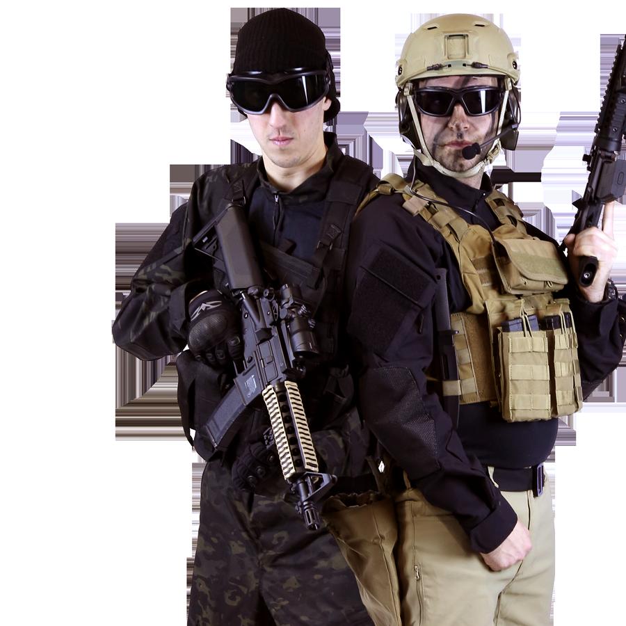 equipement tactique et survie