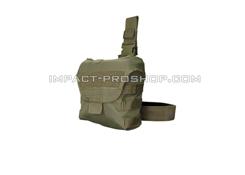 tactical leg attachment