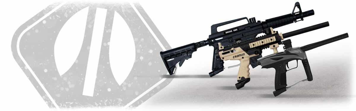 Cheap paintball guns