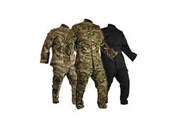 military tactical combat uniform