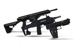 fusil de paintball magfed