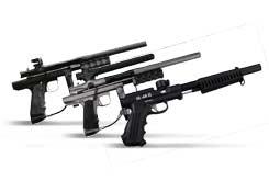 pump paintall gun