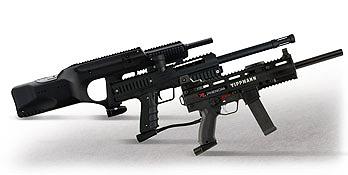 recball paintball guns