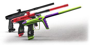 speedball paintball guns