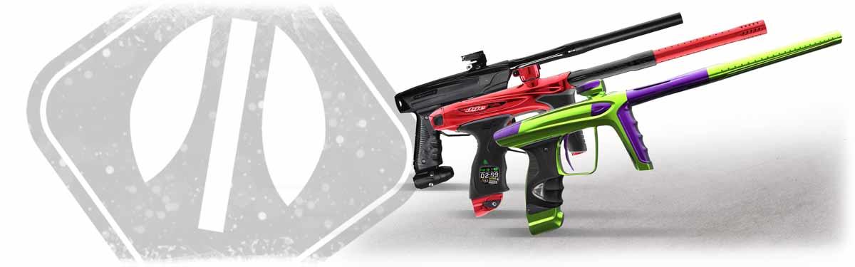 speedball gun paintball