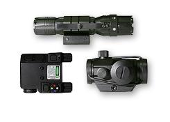 tactical optics equipement