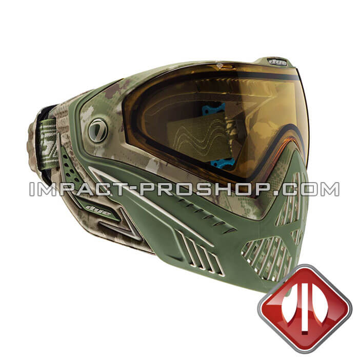 die i5 thermal dyecam paintball mask
