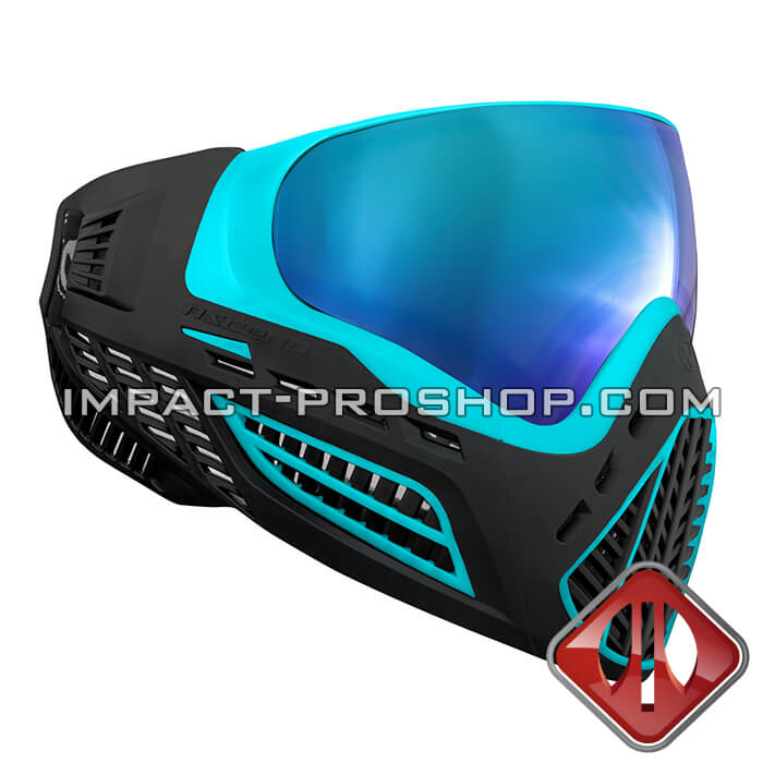 virtue via ascend aqua ice paintball mask