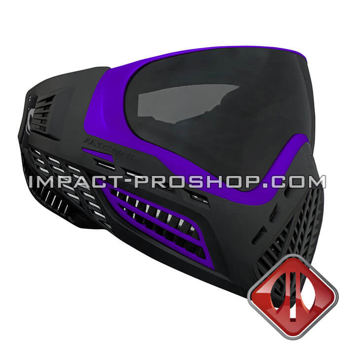 virtue vio ascend purple smoke paintball mask