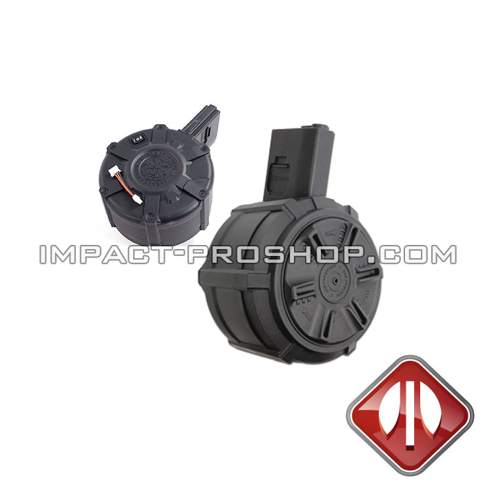 G&G M4 DRUM MAG AIRSOFT