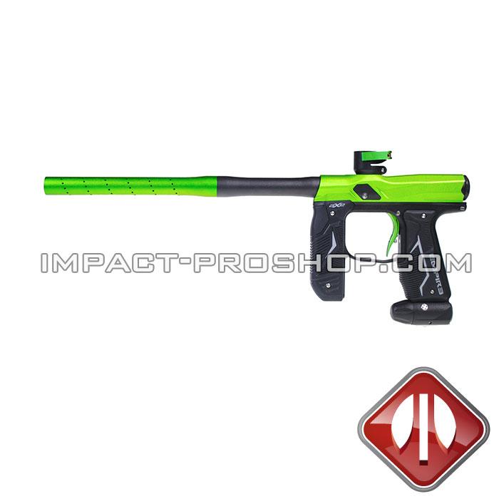 EMPIRE AXE 2.0 BLACK/NEON GREEN paintball guns