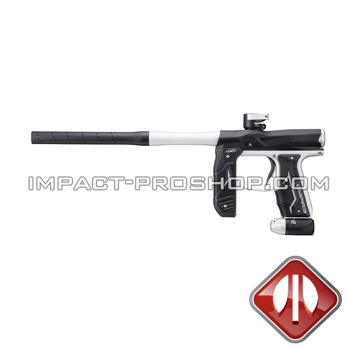 EMPIRE AXE 2.0 BLACK/SILVER paintball guns