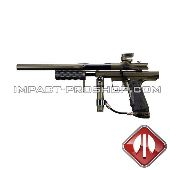 EMPIRE SNIPER OLIVE PUMP ACTION PAINTBALL GUNS