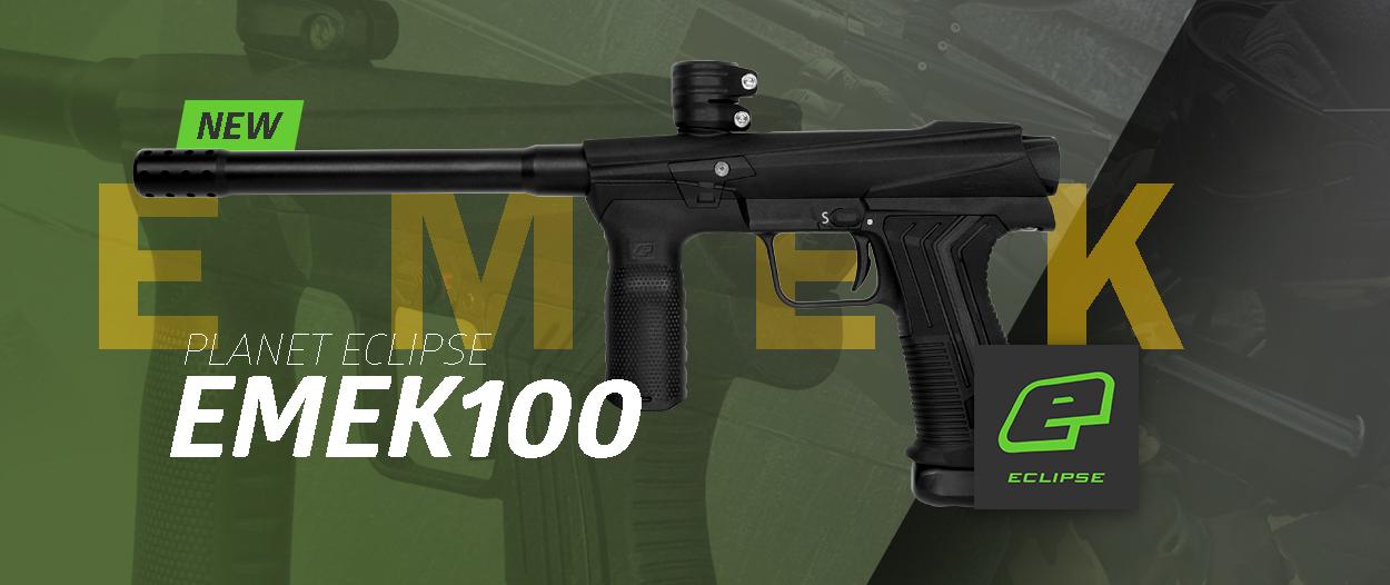 EMEK paintball gun