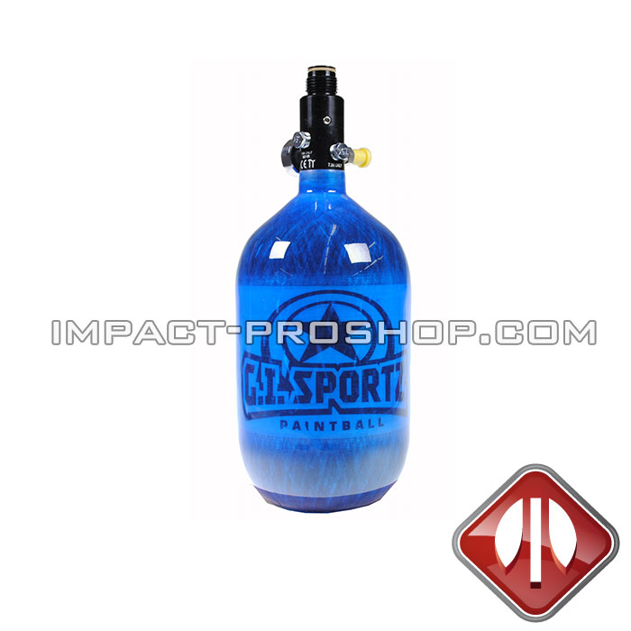68/4500 BLUE GI SPORTZ AIR TANK