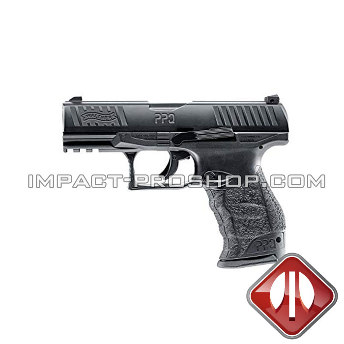 UMAREX T4E WALTHER PPQ .43 CAL BLACK airsoft pistol